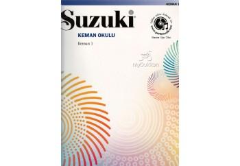 Suzuki Keman Okulu 1 Kitap - Keman Metodu