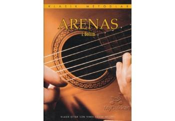 Arenas 1. Bölüm Kitap - Mario Rodriguez Arenas