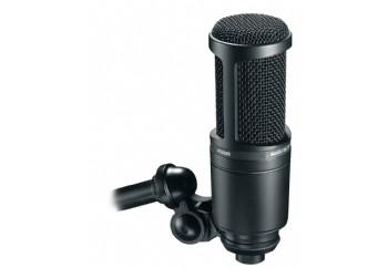 Audio-Technica AT2020 Large Diaphragm Condenser Mic - Condenser Mikrofon