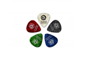 Planet Waves Celluloid Pearl Pick Heavy - 1CAP6-25 - 25 Adet - Pena