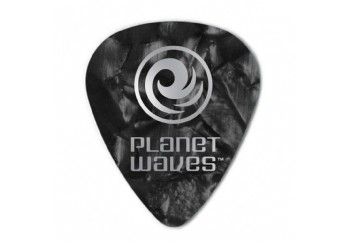 Planet Waves Celluloid Pearl Pick X Heavy - 1CBKP7-10 - 10 Adet - Pena