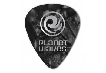 Planet Waves Celluloid Pearl Pick Light - 1CBKP2-25 - 25 Adet - Pena