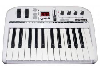 Prodipe MIDI USB Keyboard 25C - MIDI Klavye - 25 Tuş