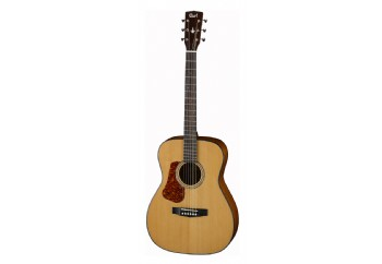 Cort L500C-LH NAT - Naturel - Solak Elektro Akustik Gitar