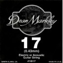 Dean Markley Nickel Plain Single