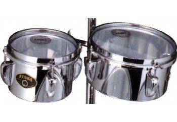 Tama Mini Steel Timbales MT68ST - Timbale