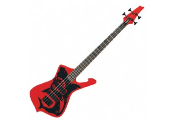 Ibanez Limited Edition ICB010LTD RDF - Red Flat - Bas Gitar