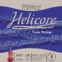 D'Addario Helicore Viola Long Scale Medium Tension