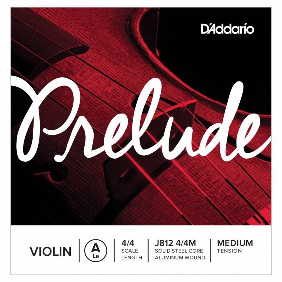 D'Addario Prelude J812