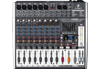Behringer XENYX X1222USB - Mikser