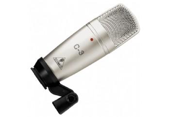 Behringer C-3 - Condenser Mikrofon