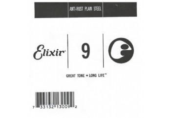 Elixir Plain Single 009 Tek Tel - Tek Teller