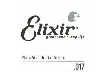 Elixir Plain Single 017 Tek Tel - Tek Teller