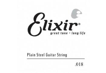 Elixir Plain Single 018 Tek Tel - Tek Teller