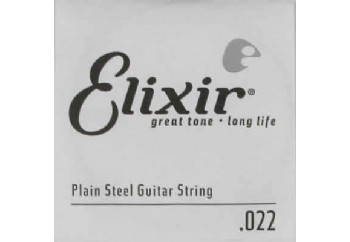 Elixir Plain Single 022 Tek Tel