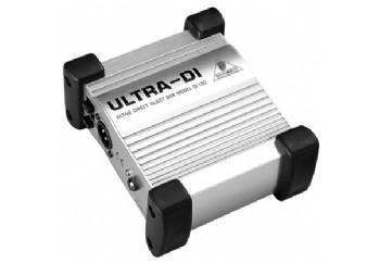 Behringer ULTRA-DI DI100 - Aktif DI Box