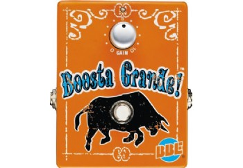 BBE Boosta Grande - Boost Pedalı