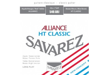 Savarez Alliance HT Classic Mixed Tension 540ARJ Takım Tel - Klasik Gitar Teli
