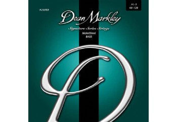 Dean Markley NickelSteel 2608B Takım Tel - 5 Telli Bas Gitar Teli 040-128