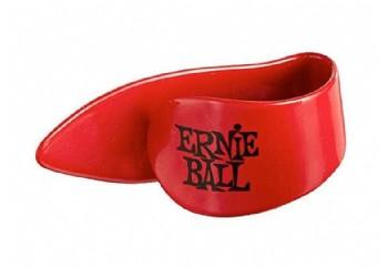 Ernie Ball 9213 Large Thumb Picks Kırmızı - 1 Adet - Başparmak Penası