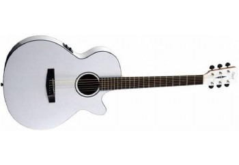 Cort SFX1F AW - Artic White - Elektro Akustik gitar