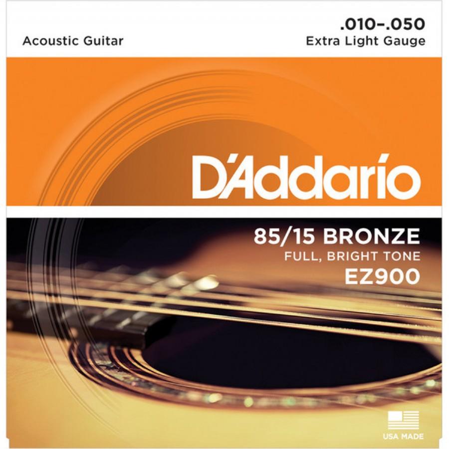D'Addario EZ900 - Extra Light