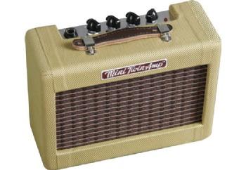 Fender 1957 Mini Twin Amp - Mini Elektro Gitar Amfisi