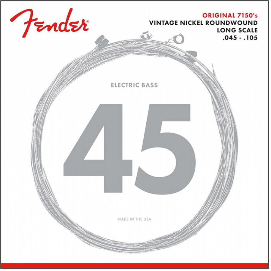 Fender 7150M Pure Nickel Long Scale Medium
