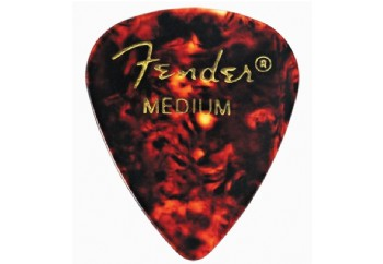 Fender 351 Shape Classic Picks Shell - Medium - 1 Adet - Pena