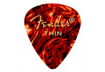 Fender 351 Shape Classic Picks Shell - Thin - 1 Adet - Pena