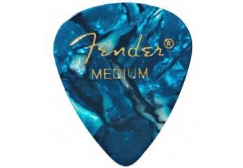 Fender 351 Premium Celluloid Picks Ocean Turquoise - Medium - 1 Adet - Pena