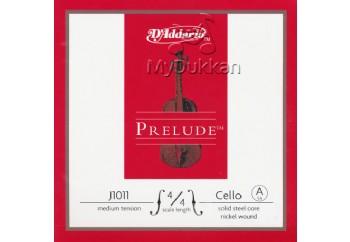 D'addario Prelude J1011 4/4 Tek Tel - Çello Teli (A) La
