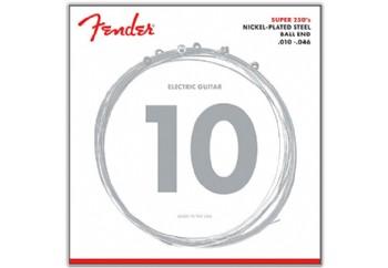Fender 250R NPS Ball End 10-46 Takım Tel - Elektro Gitar Teli 010-046