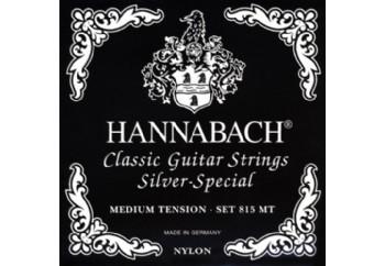 Hannabach 815 MT Takım Tel - Klasik gitar teli