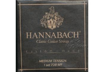 Hannabach 728 MT Takım Tel - Klasik gitar teli