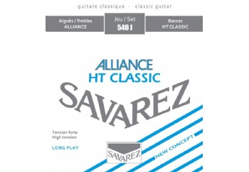 Savarez Alliance  HT Classic High Tension 540J Takım Tel - Klasik gitar teli