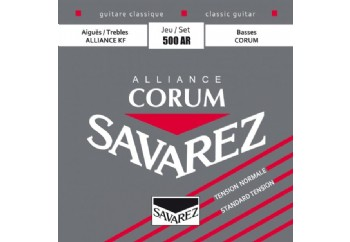 Savarez Alliance Corum Normal Tension 500AR Takım Tel - Klasik Gitar Teli