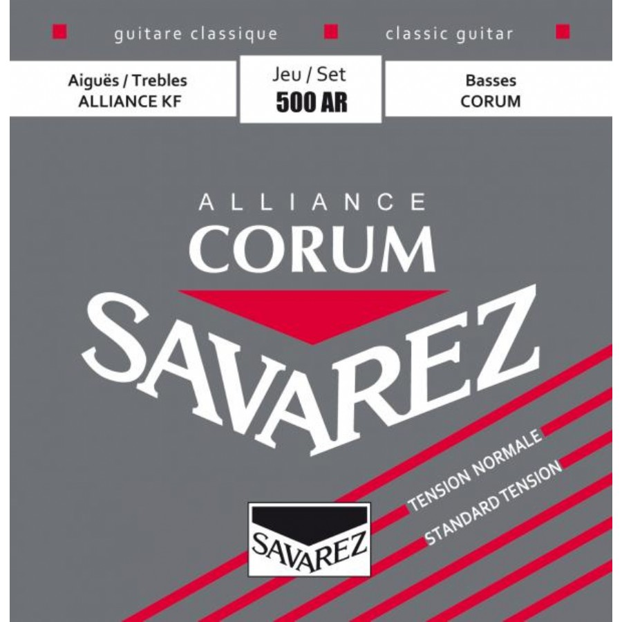 Savarez Alliance Corum Normal Tension 500AR
