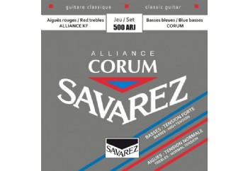 Savarez Alliance Corum Mixed Tension 500ARJ Takım Tel - Klasik Gitar Teli