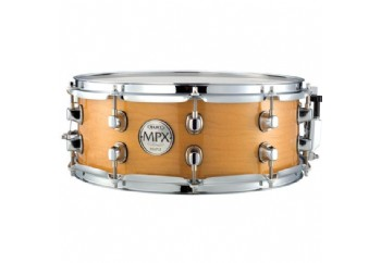 Mapex MPML4550 MPX Maple Snare Drum CNL - Naturel - Trampet 14x5.5