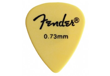 Fender Rock-On Touring Picks Yellow - Medium .73mm - 1 Adet - Pena