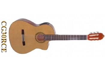 Valencia CG30RCE  Standart  - Elektro Klasik Gitar