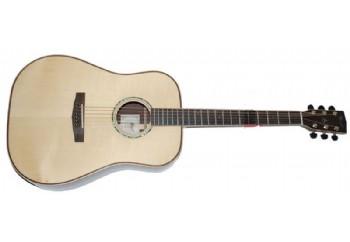 Cort AS-E5 All Solid NT - Naturel - Akustik Gitar