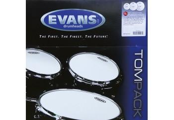 Evans Genera G1 Coated ETP-G1CTD-F Fusion Head Set - Kumlu Tom Derisi Seti