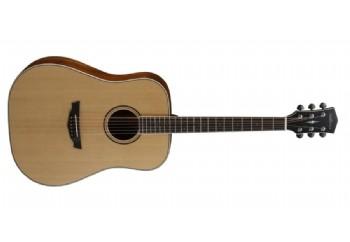 Cort Parkwood PW410 NS - Naturel Satin - Akustik Gitar