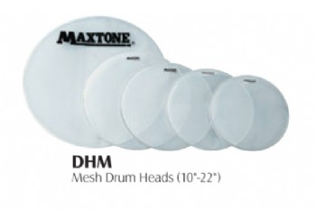 Maxtone Mesh Drum Head DHM12 - Tom Tom Ağ Deri (12'')