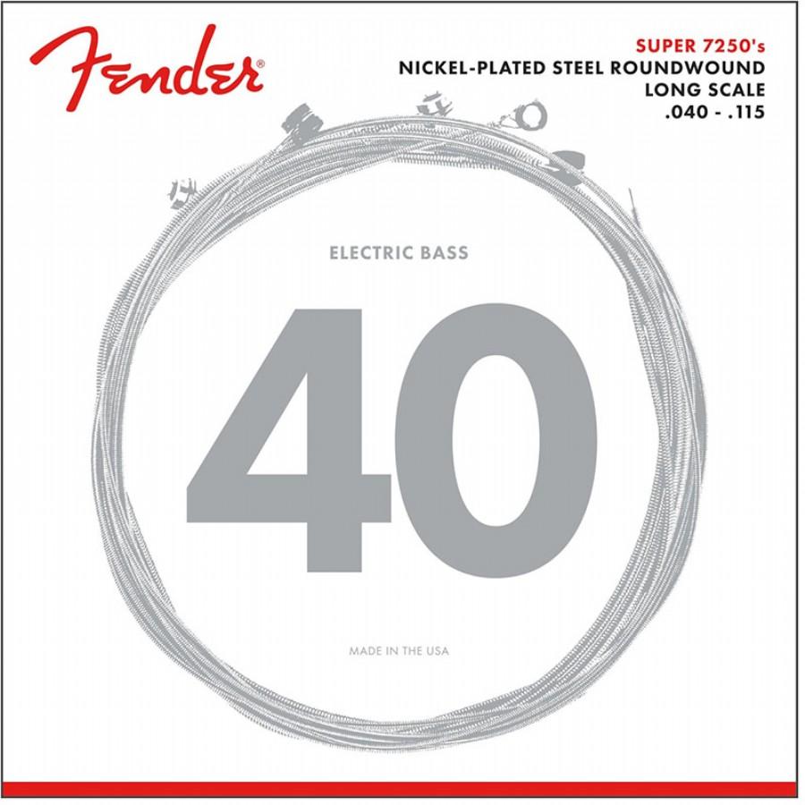 Fender Super 72505L Bass Strings