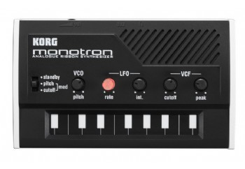 Korg Monotron - Analog Ribbon Synthesizer