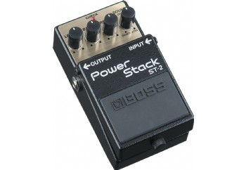 Boss ST-2 Power Stack - Distortion Pedalı