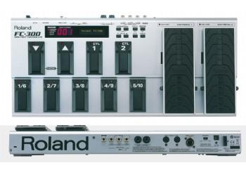 Roland FC-300 Guitar Foot Controller - Foot Controller
